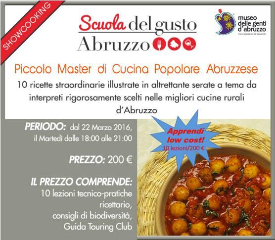Abruzzo Cucina Popolare